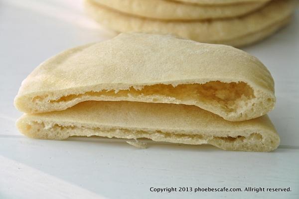 아랍 대표 빵, 피타 브레드