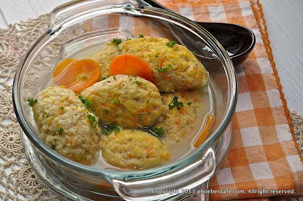 차게 먹는 유태인 생선 요리, 게필테 피쉬