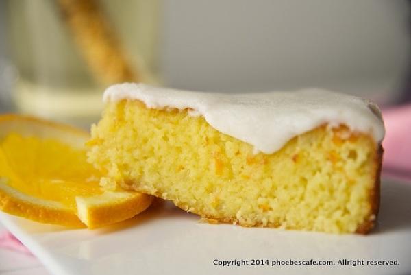 찐 감자로 만든 케익 (글루텐 프리)