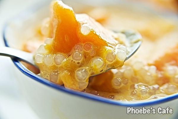중국식 화채 망고 사이마이로(西米露)