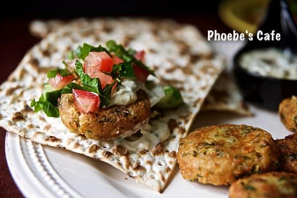 이집트에서 시작된 고기 대용 콩요리, 팔라펠(Falafel)
