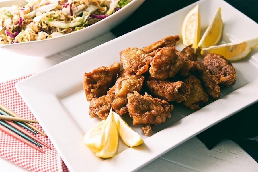 가라아게, 반찬으로 좋은 일식 닭 튀김