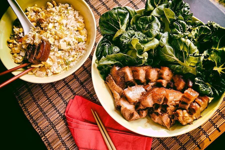 동파육, 쫀득한 중국식 통삼겹 조림